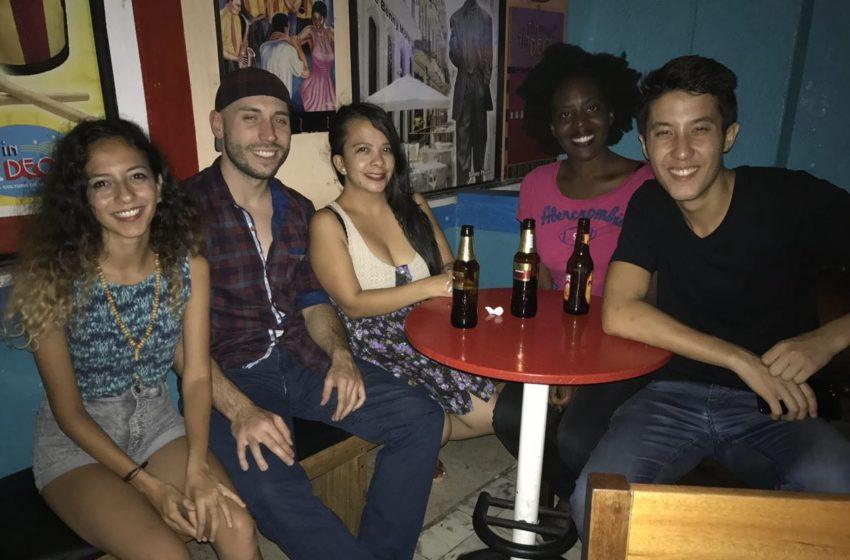 تفریحات شبانه در کالی