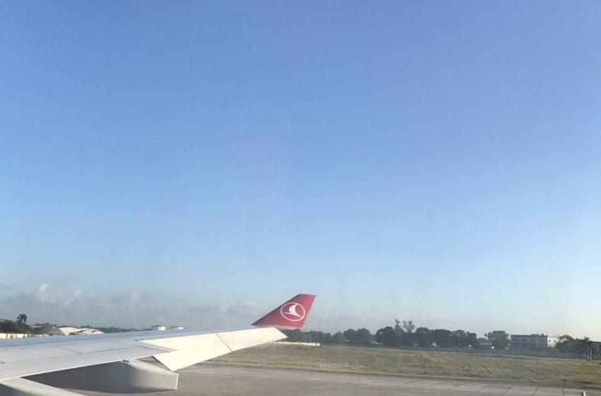 در پرواز هاي طولاني كلي اتفاق مي افتد (از استانبول تا کاراکاس)