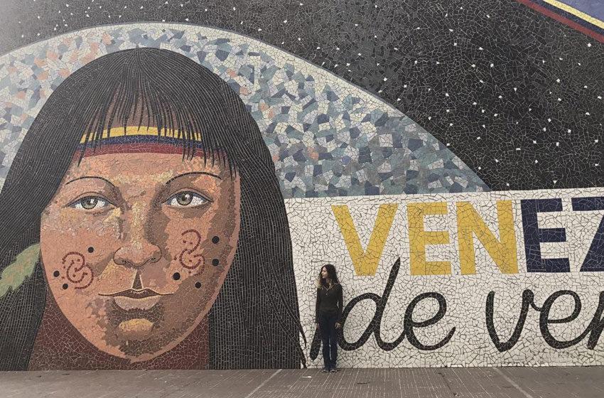 از ونزوئلا به اکوادور