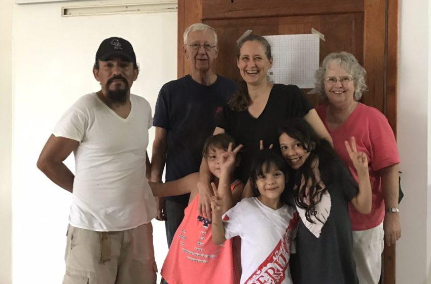 شروع کار داوطلبانه در آمازون اکوادور