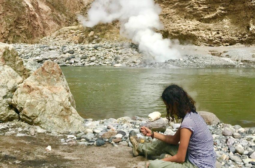 دره کولکا ، دومین عمیق ترین دره جهان