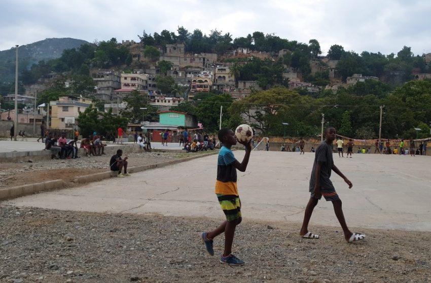 سختی های زندگی در هائیتی
